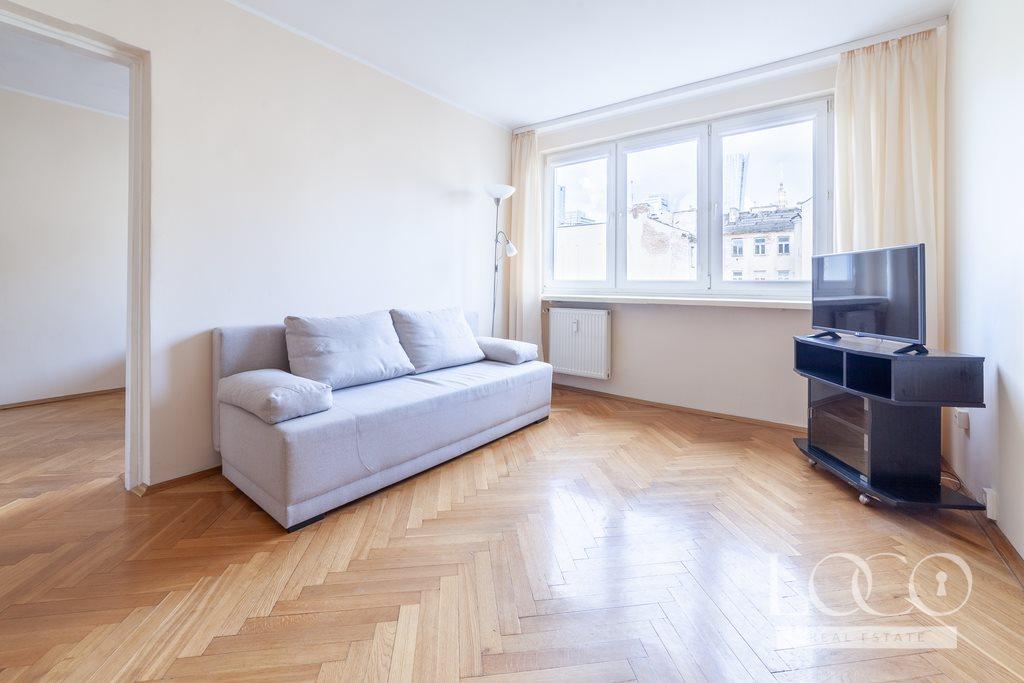 Mieszkanie dwupokojowe na wynajem Warszawa, Wola, Żelazna  36m2 Foto 1