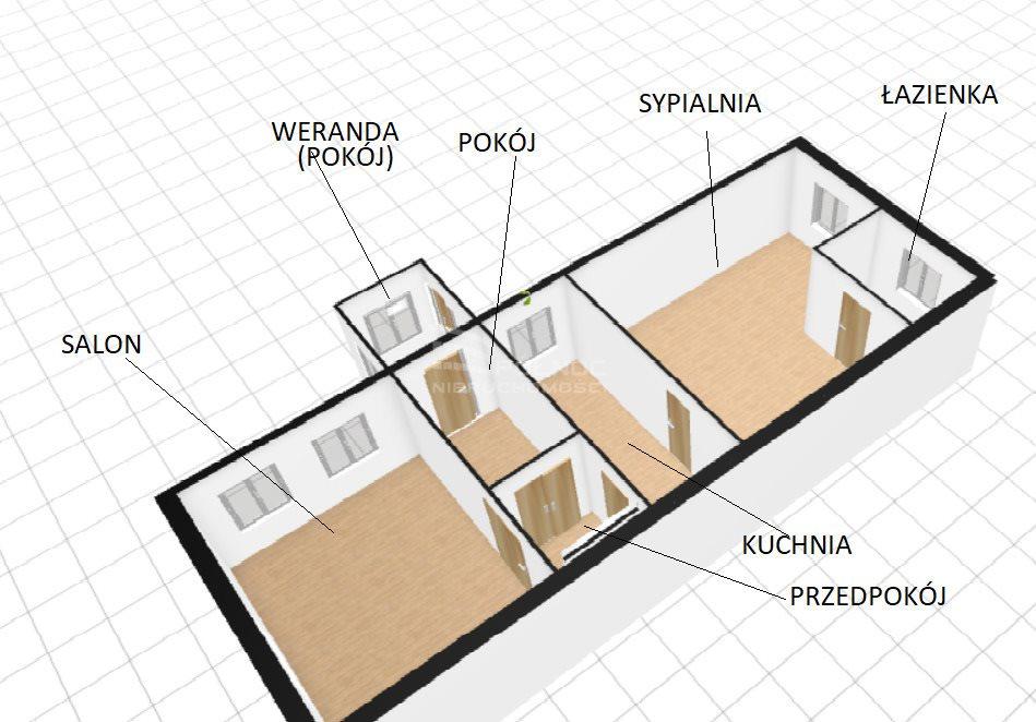 Mieszkanie trzypokojowe na sprzedaż Szalejów Dolny  119m2 Foto 12