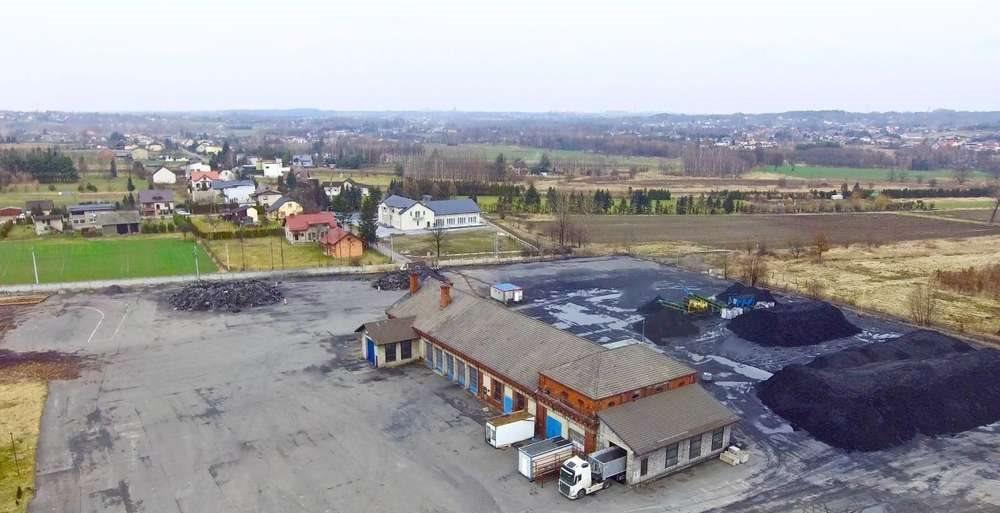 Działka przemysłowo-handlowa na sprzedaż Gorzyce  36680m2 Foto 5