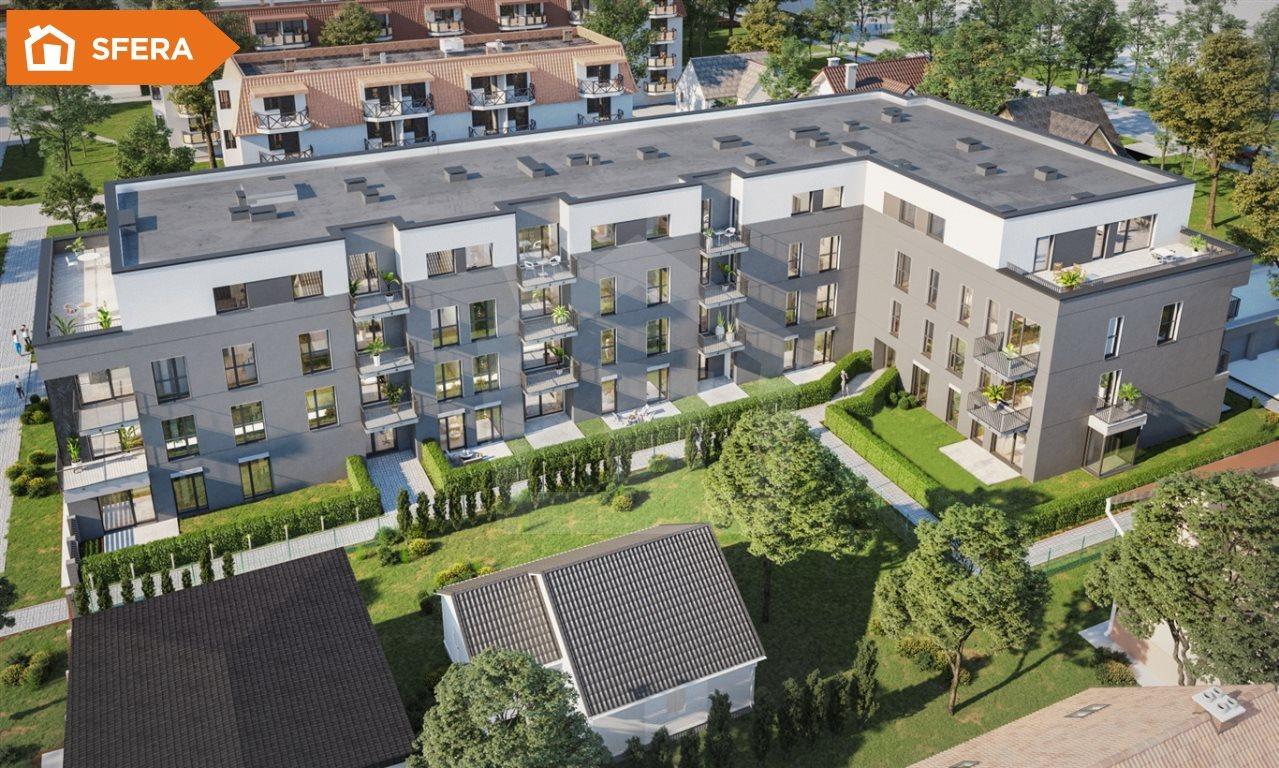 Mieszkanie czteropokojowe  na sprzedaż Bydgoszcz, Górzyskowo  64m2 Foto 2