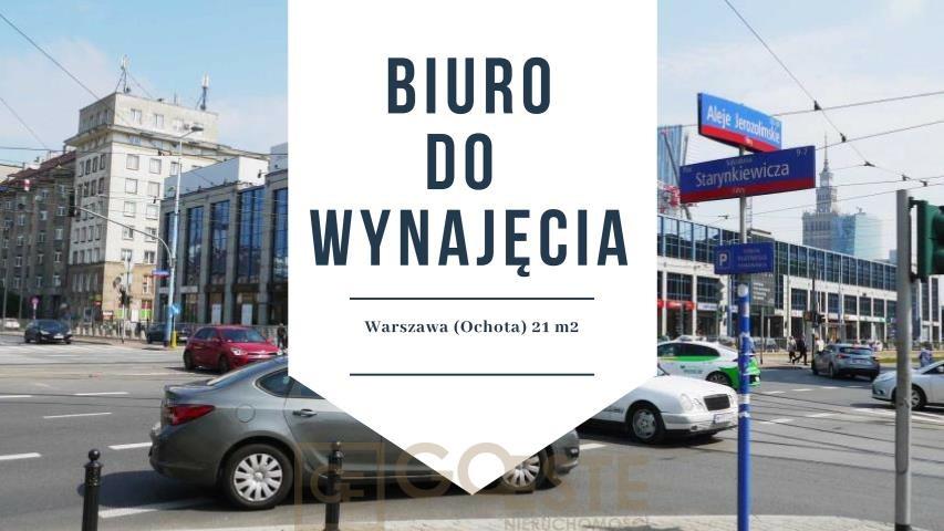 Lokal użytkowy na wynajem Warszawa, Śródmieście, Al. Jerozolimskie  21m2 Foto 1