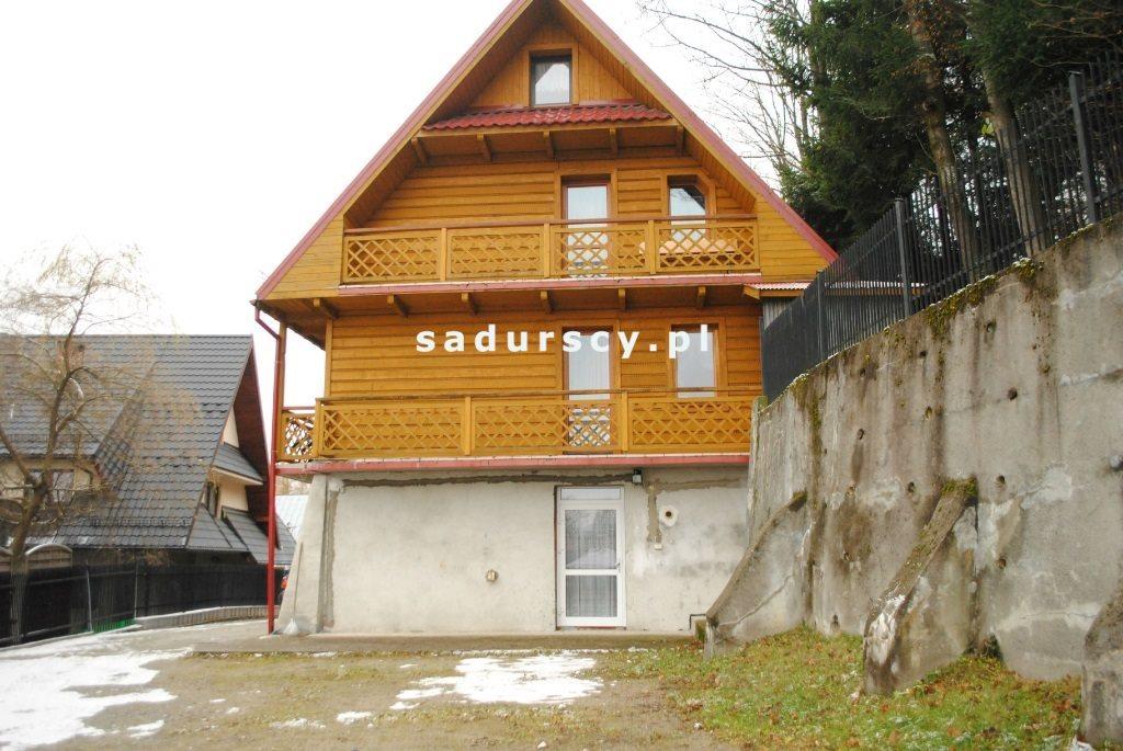 Działka budowlana na sprzedaż Zakopane, Walowa Góra  2400m2 Foto 7