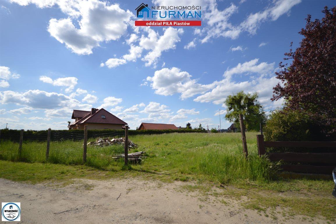 Działka budowlana na sprzedaż Trzcianka, Fałata  1159m2 Foto 8
