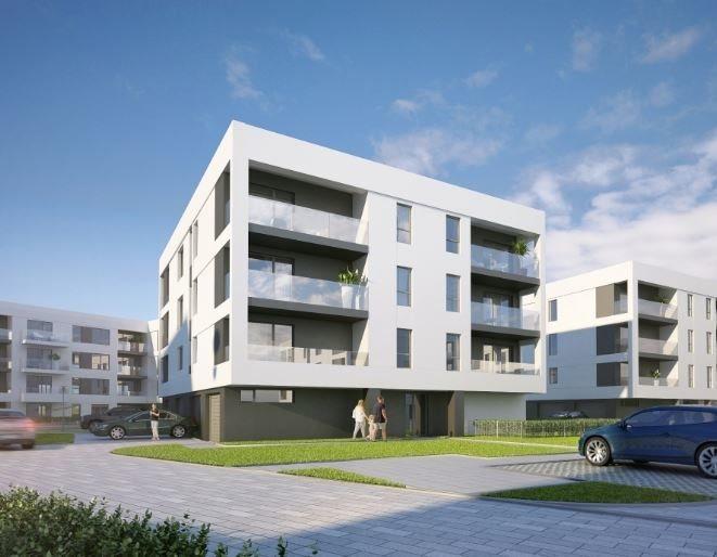 Mieszkanie czteropokojowe  na sprzedaż Rumia, Kosynierów  77m2 Foto 2