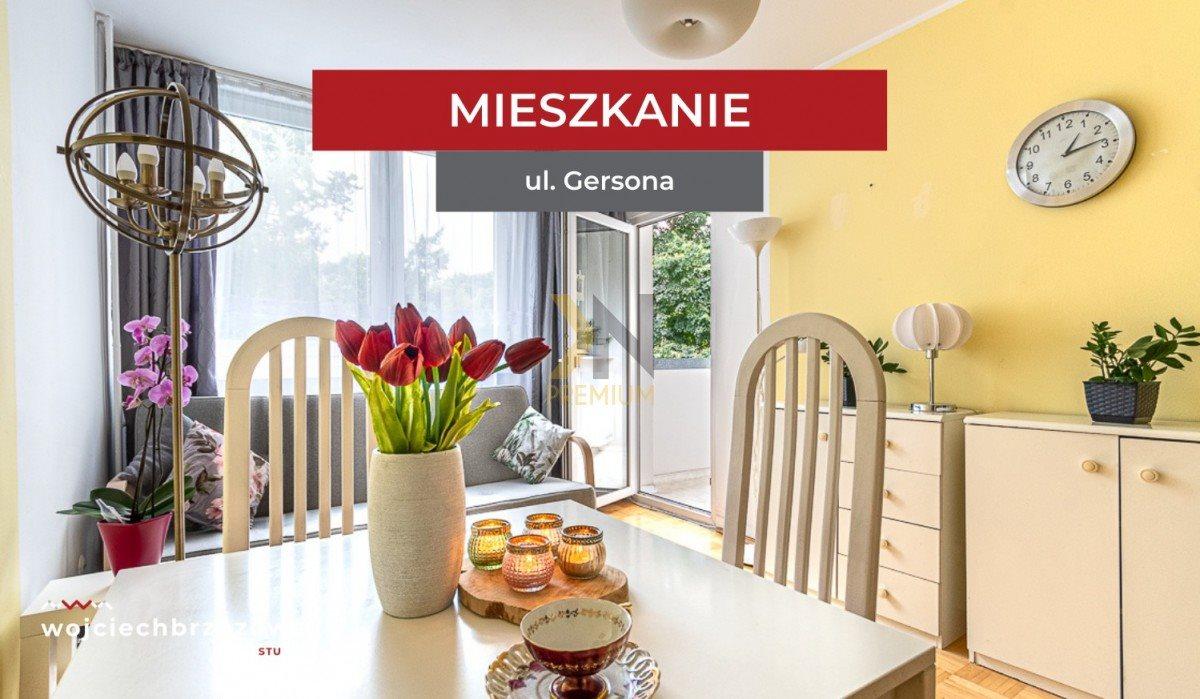Mieszkanie trzypokojowe na sprzedaż Wrocław, Biskupin, Wojciecha Gersona  48m2 Foto 1