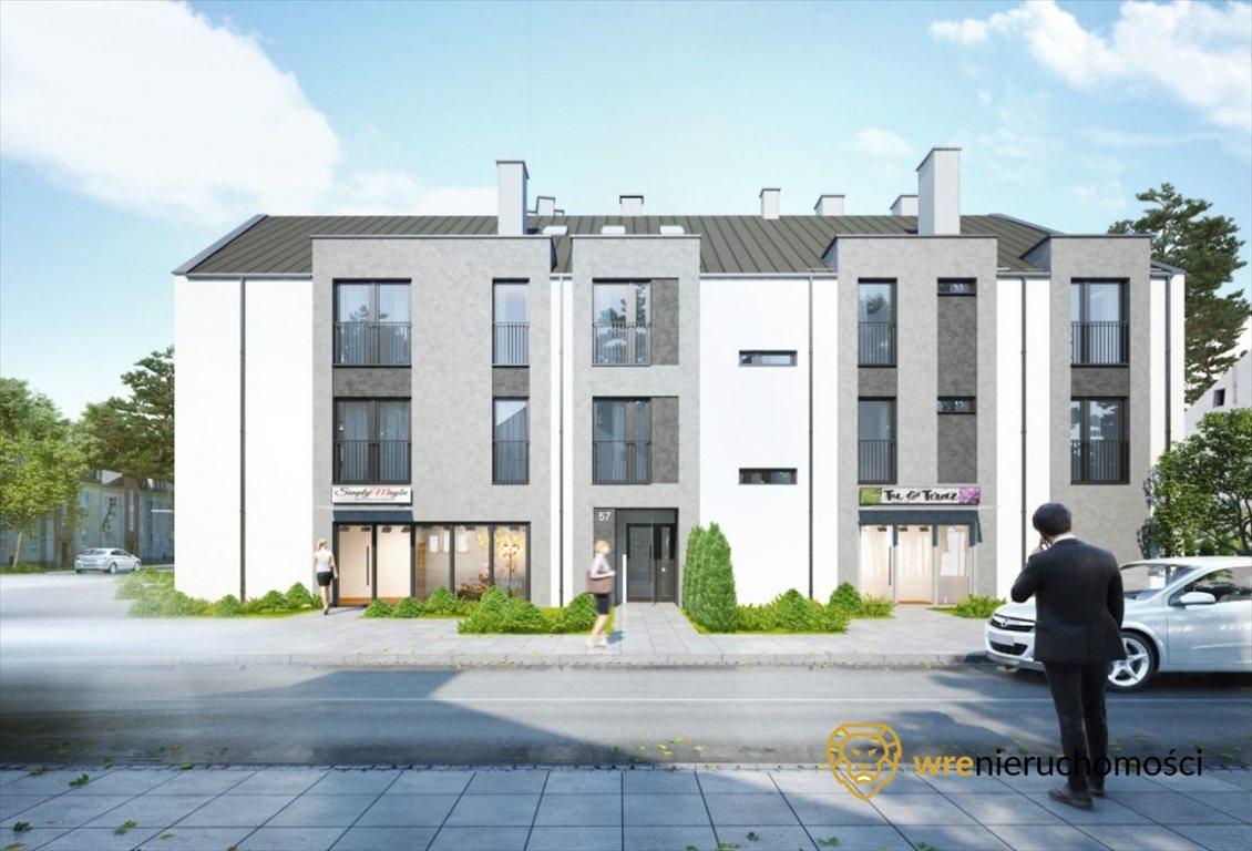 Mieszkanie czteropokojowe  na sprzedaż Wrocław, Leśnica, Krępicka  58m2 Foto 4