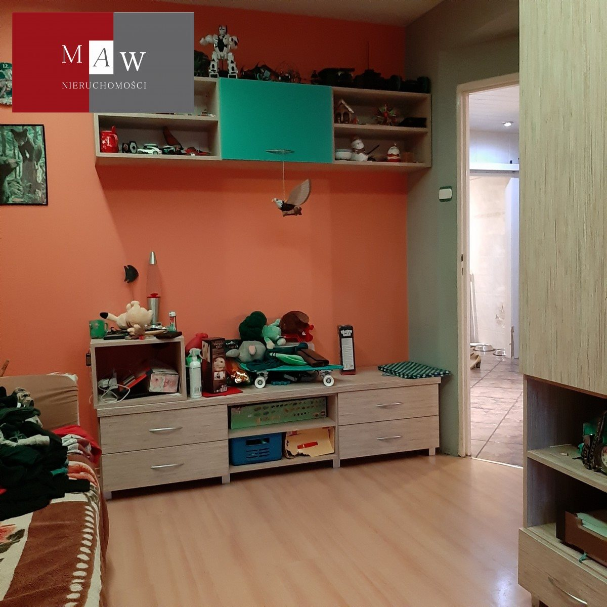 Mieszkanie trzypokojowe na sprzedaż Łódź, Górna, Henryka Rodakowskiego  73m2 Foto 6
