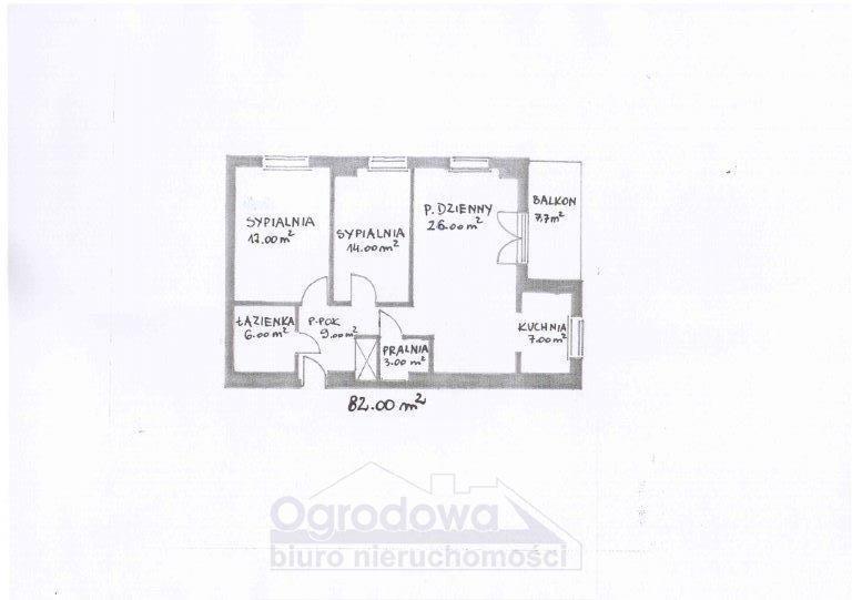 Mieszkanie trzypokojowe na sprzedaż Warszawa, Żoliborz, Gwiaździsta  83m2 Foto 11