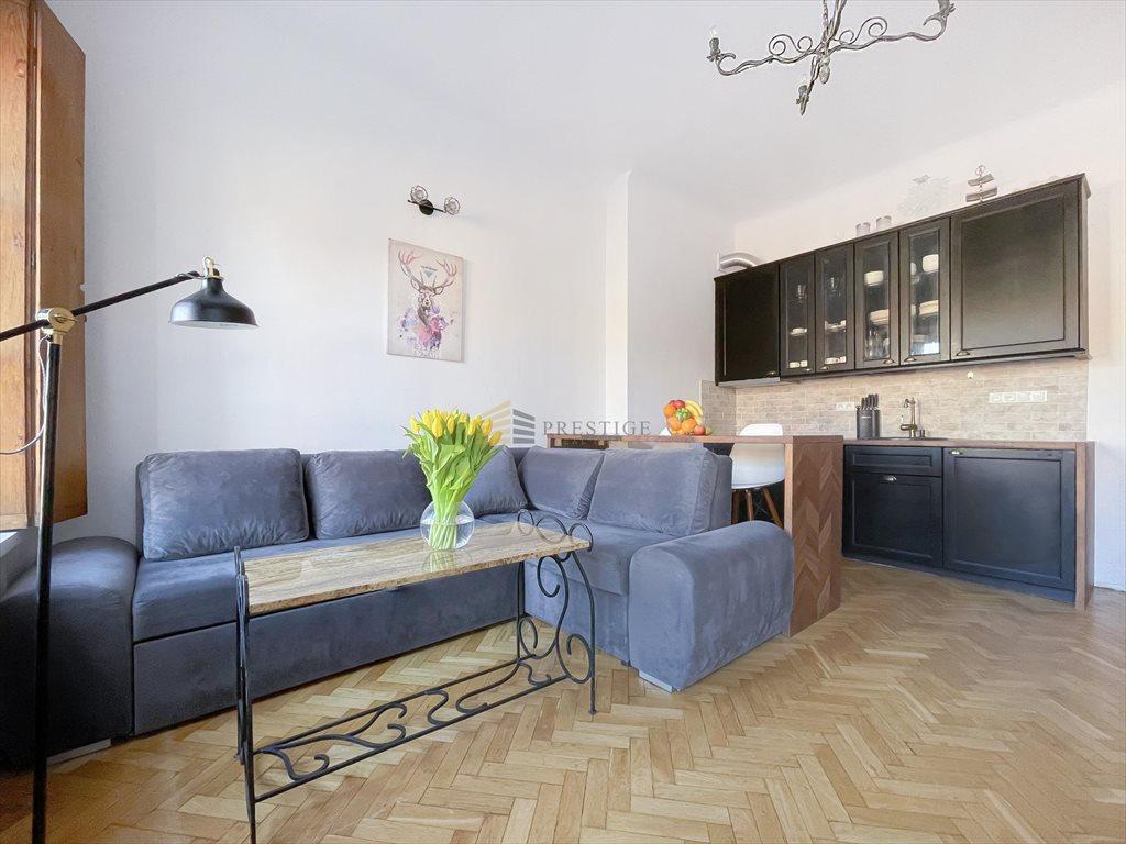 Mieszkanie trzypokojowe na sprzedaż Warszawa, Śródmieście, Stare Miasto, Krzywe Koło  42m2 Foto 1