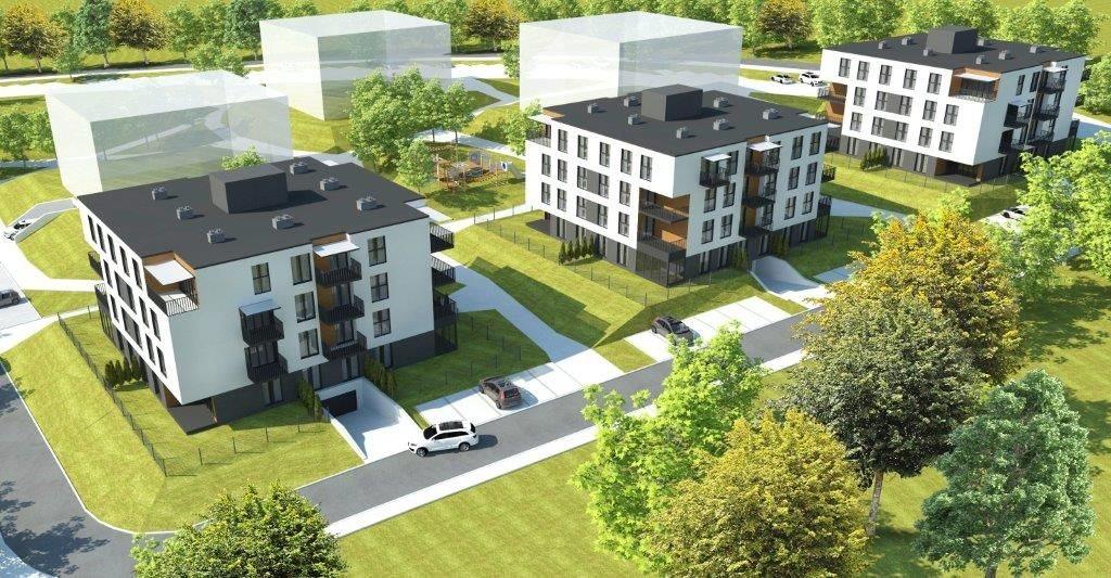 Mieszkanie trzypokojowe na sprzedaż Rybnik, Paruszowiec, Sosnowa  73m2 Foto 3