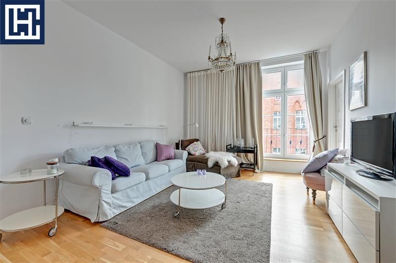 Mieszkanie trzypokojowe na sprzedaż Gdańsk, Stare Miasto, OGARNA  68m2 Foto 3