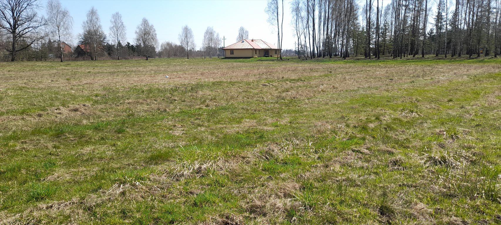 Działka budowlana na sprzedaż Augustówka, gm. Osieck, otwocki powiat, Kołbielska  1738m2 Foto 4