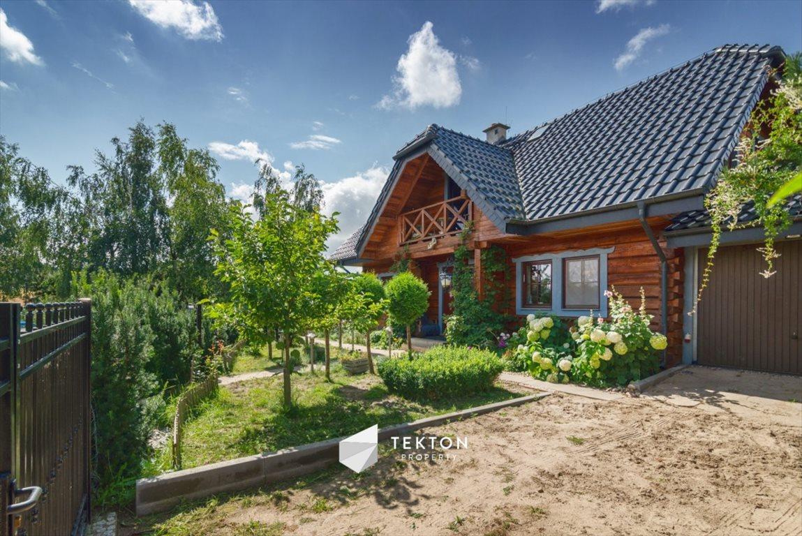 Dom na sprzedaż Mierzeszyn, Brzozowa  122m2 Foto 4