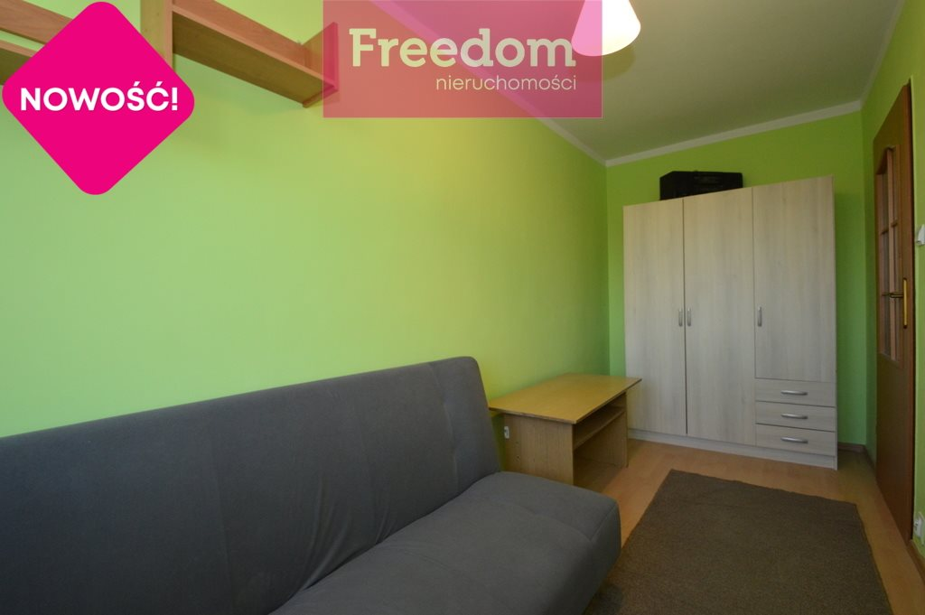 Mieszkanie dwupokojowe na wynajem Olsztyn, Pojezierze, Dworcowa  33m2 Foto 6