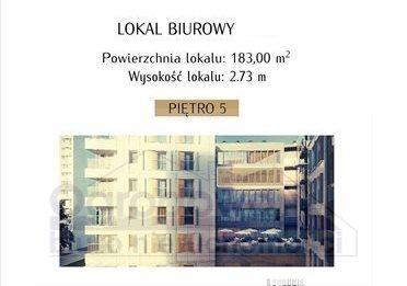 Lokal użytkowy na sprzedaż Warszawa, Śródmieście  183m2 Foto 1