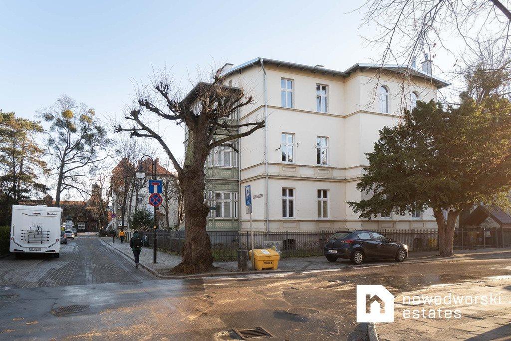 Mieszkanie czteropokojowe  na wynajem Sopot, Dolny, Parkowa  90m2 Foto 1