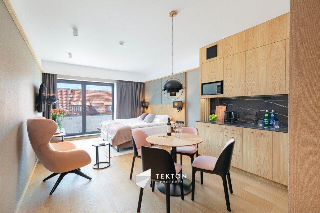 Mieszkanie dwupokojowe na wynajem Gdańsk, Śródmieście, Chmielna  60m2 Foto 4