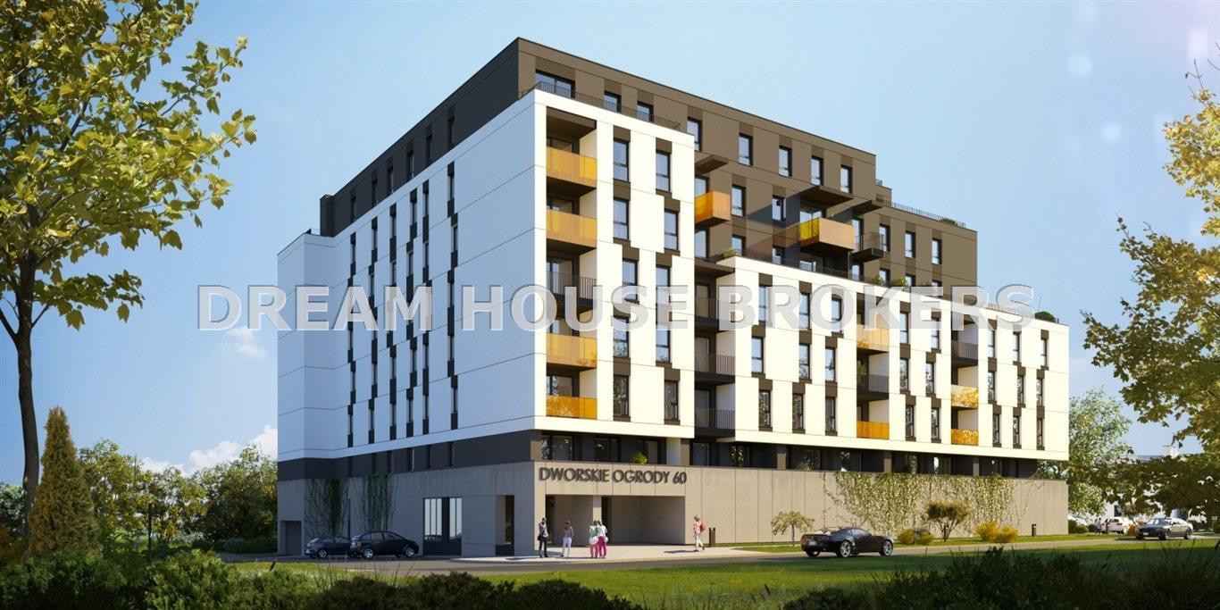 Mieszkanie dwupokojowe na sprzedaż Rzeszów, Krakowska  36m2 Foto 2