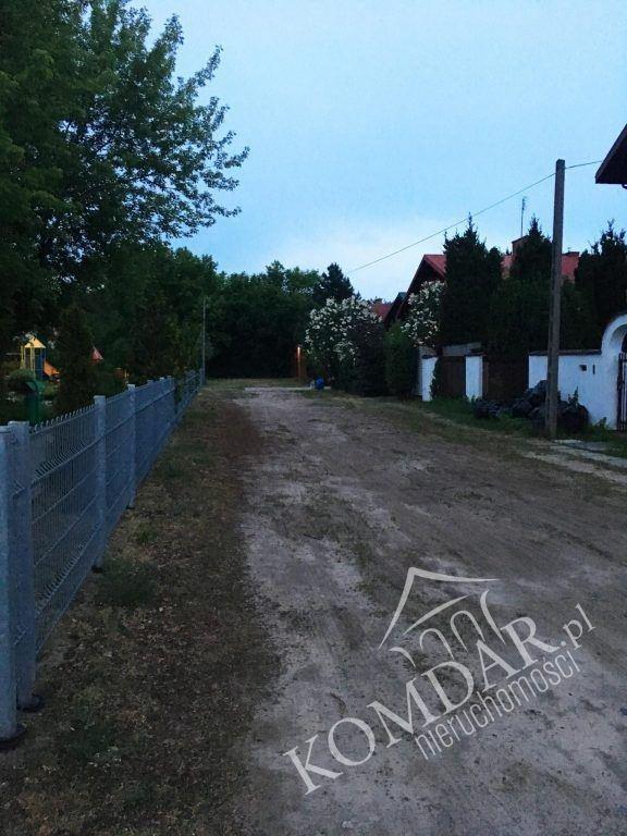 Działka budowlana na sprzedaż Warszawa, Wawer, Miedzeszyn, Miedzeszyn  722m2 Foto 6