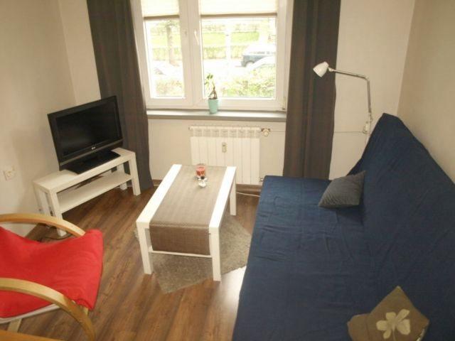 Mieszkanie dwupokojowe na wynajem Katowice, Centrum, Lisieckiego  38m2 Foto 4