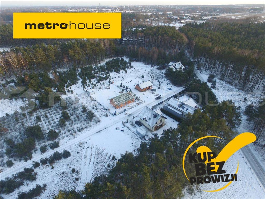Działka leśna na sprzedaż Ruda-Bugaj, Aleksandrów Łódzki  3146m2 Foto 1