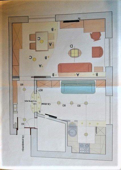Mieszkanie dwupokojowe na sprzedaż Kielce, Czarnów  40m2 Foto 1