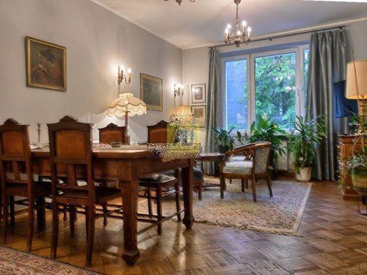 Mieszkanie trzypokojowe na sprzedaż Warszawa, Mokotów, Kwiatowa  103m2 Foto 1