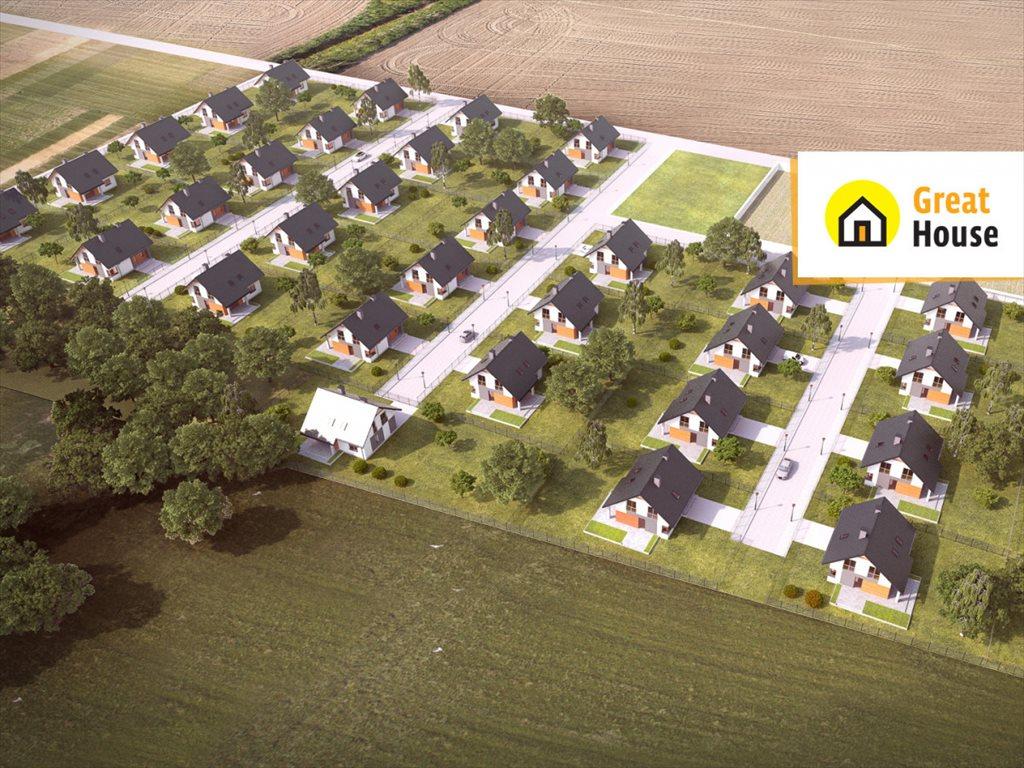 Dom na sprzedaż Oksa, Modrzewiowa  119m2 Foto 2