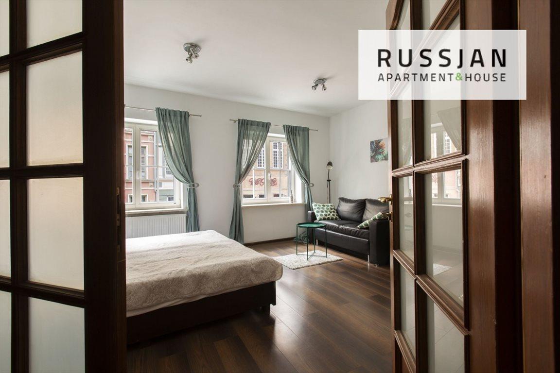 Mieszkanie trzypokojowe na sprzedaż Gdańsk, Śródmieście, Długa  63m2 Foto 1
