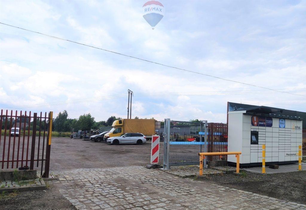 Działka komercyjna pod dzierżawę Czechowice-Dziedzice  1000m2 Foto 10
