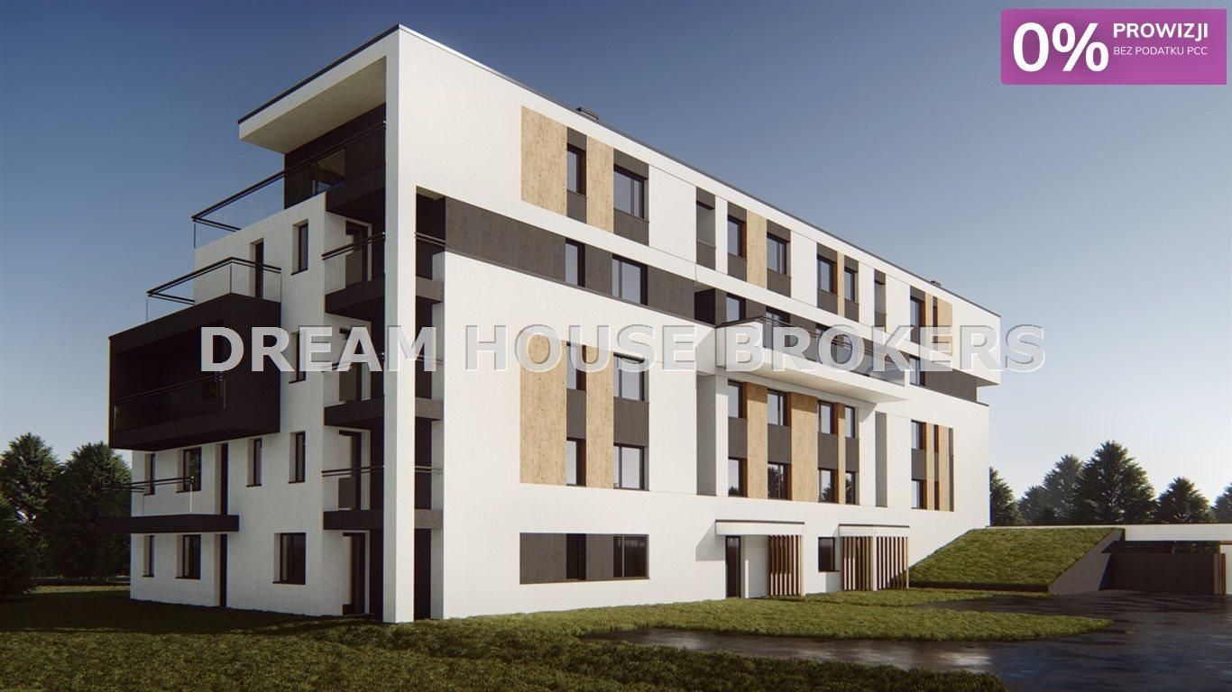 Mieszkanie trzypokojowe na sprzedaż Rzeszów, Drabinianka, Makuszyńskiego  57m2 Foto 4