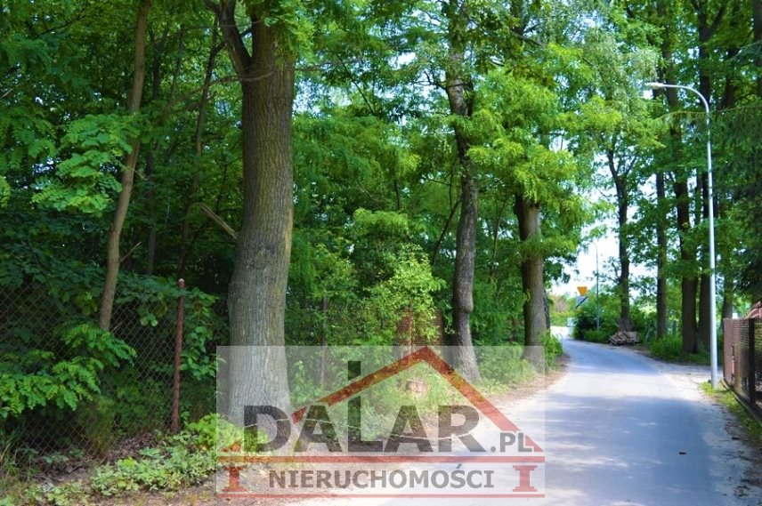 Działka budowlana na sprzedaż Piaseczno, Głosków  1300m2 Foto 1