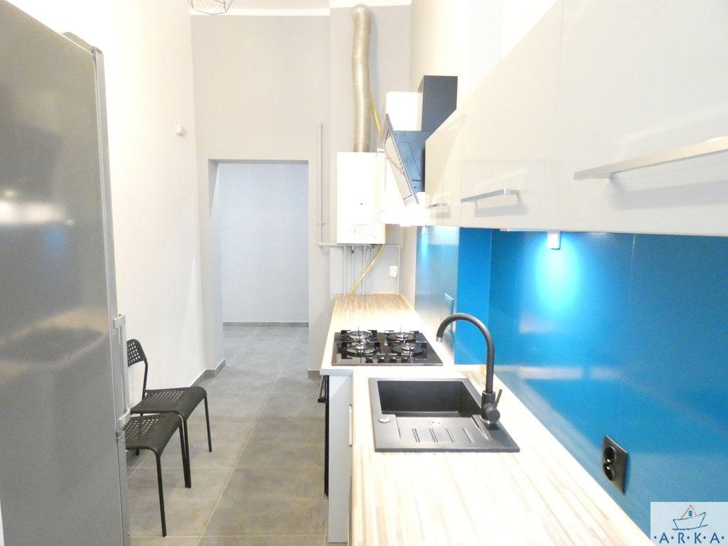 Mieszkanie dwupokojowe na wynajem Szczecin, Centrum  69m2 Foto 9