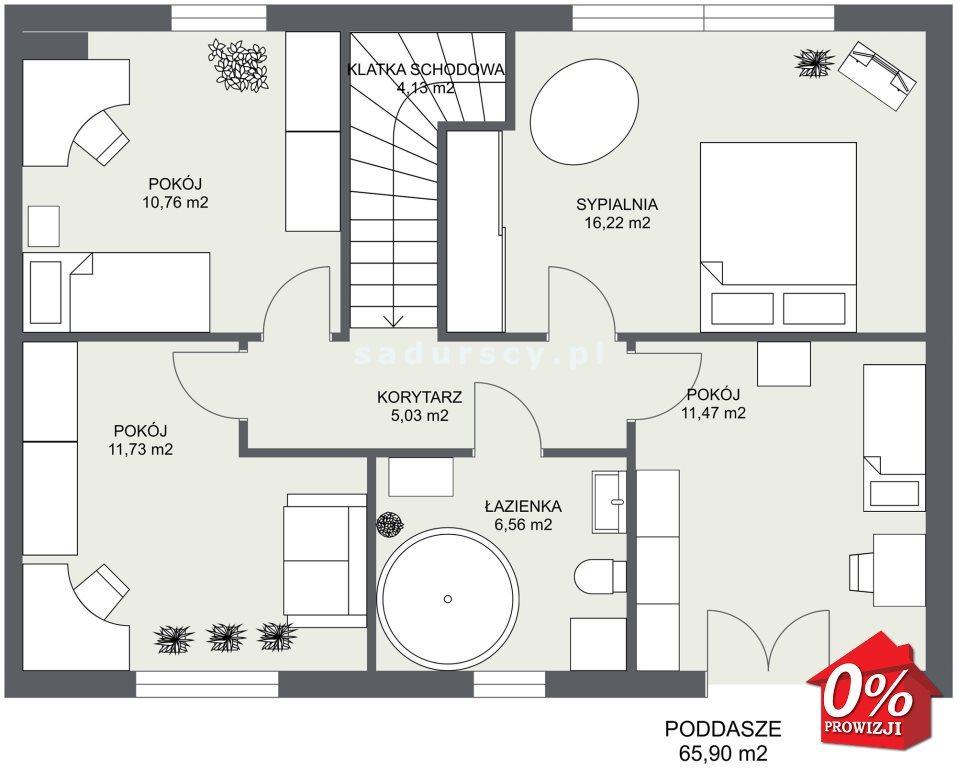 Dom na sprzedaż Michałowice, Michałowice, Michałowice, Warszawka  132m2 Foto 6
