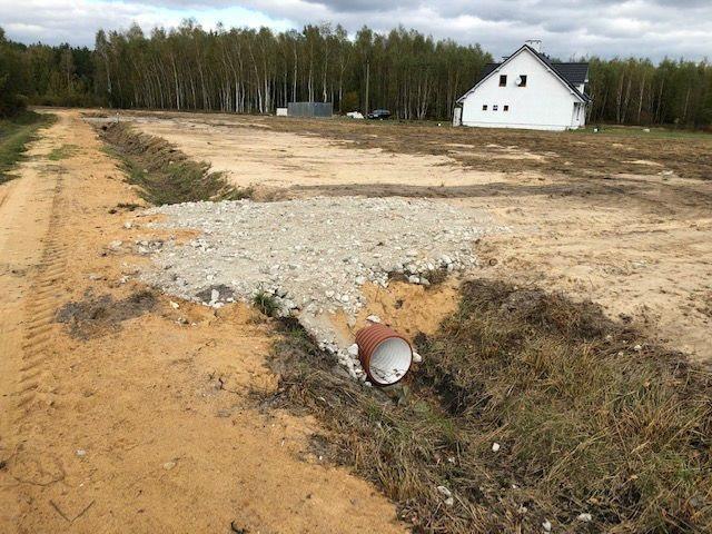 Działka budowlana na sprzedaż Podrudzie  1049m2 Foto 7