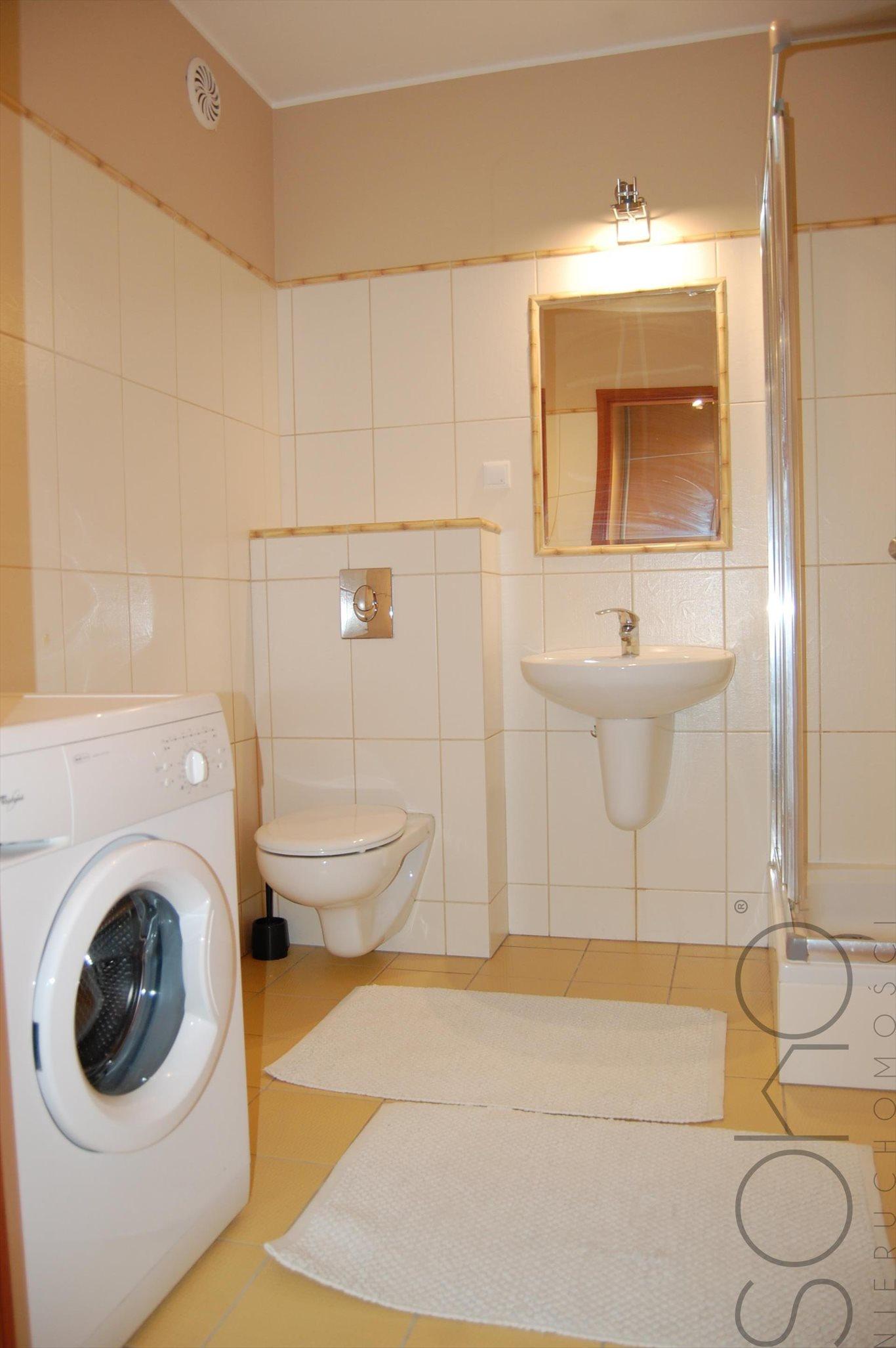 Mieszkanie dwupokojowe na wynajem Poznań, Poznań-Nowe Miasto, Malta  51m2 Foto 8
