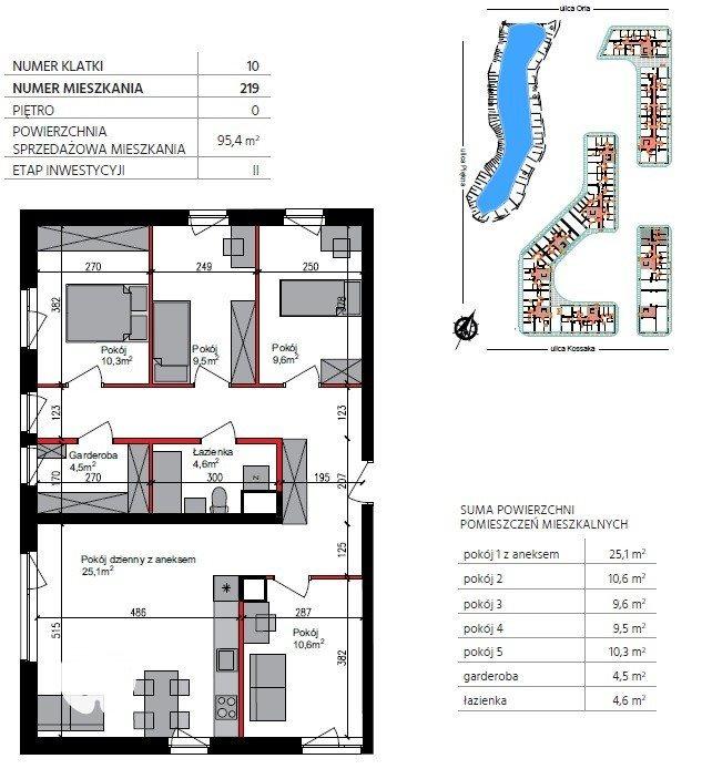 Mieszkanie na sprzedaż Bydgoszcz, Szwederowo, Piękna  95m2 Foto 1