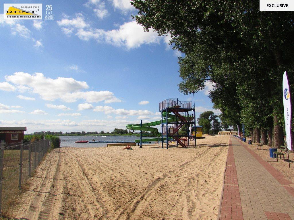 Działka budowlana na sprzedaż Borzysławiec  974m2 Foto 1