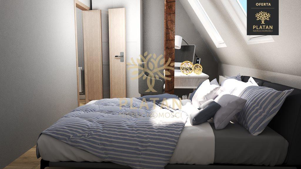 Mieszkanie dwupokojowe na sprzedaż Poznań, Łazarz, Łazarz, Marcelego Mottego  50m2 Foto 5
