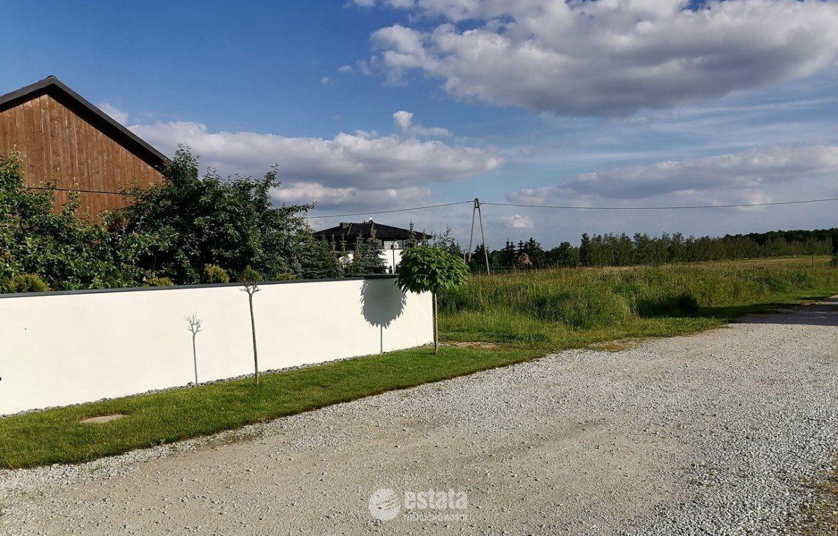 Działka budowlana na sprzedaż Bogdaszowice, Bogdaszowice/przepiękna okolica!  1497m2 Foto 3