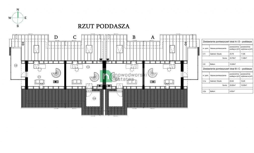 Mieszkanie na sprzedaż Węgrzce  149m2 Foto 10