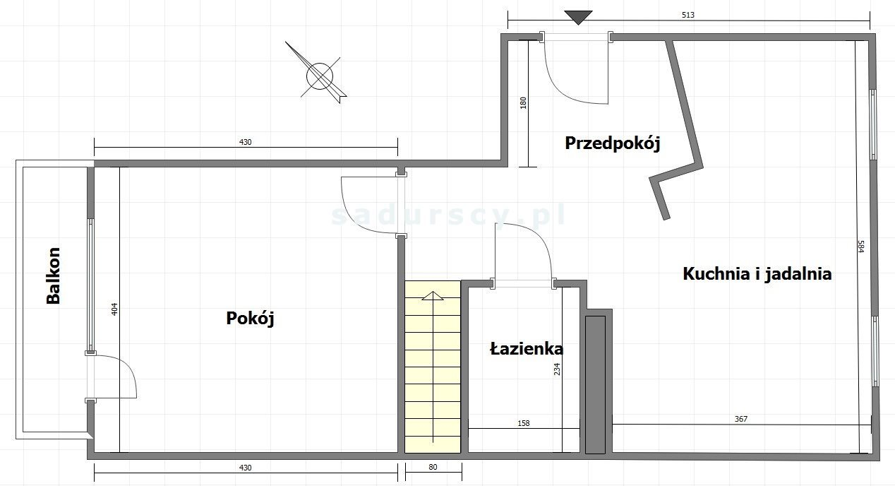 Mieszkanie czteropokojowe  na sprzedaż Kraków, Podgórze, Ruczaj, Szuwarowa  103m2 Foto 3