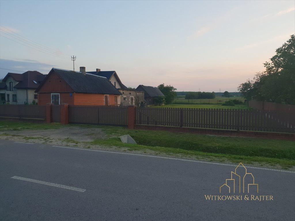 Działka budowlana na sprzedaż Dąbrowa  1700m2 Foto 1