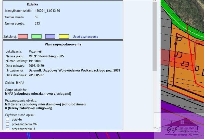 Działka przemysłowo-handlowa na sprzedaż Przemyśl, Stawowa  9159m2 Foto 6