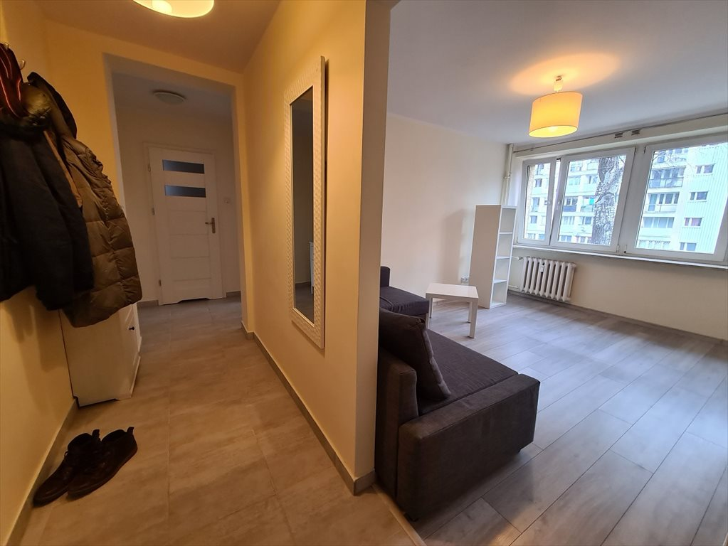 Mieszkanie dwupokojowe na wynajem Warszawa, Mokotów, Górny Mokotów, Bruna 6  42m2 Foto 4