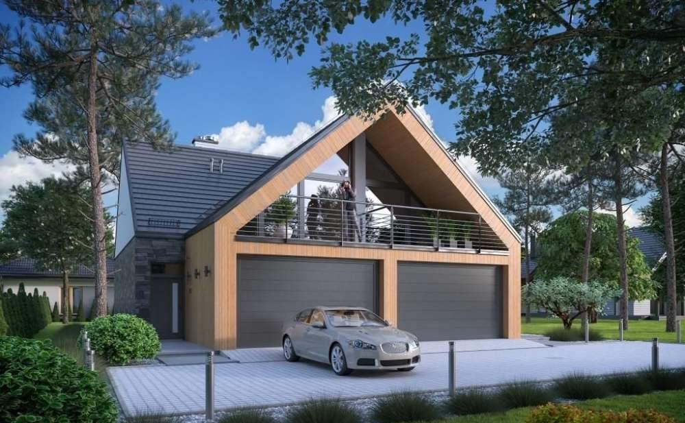 Dom na sprzedaż Gdynia, Mały Kack, Wzgórze Bernadowo 203  117m2 Foto 1