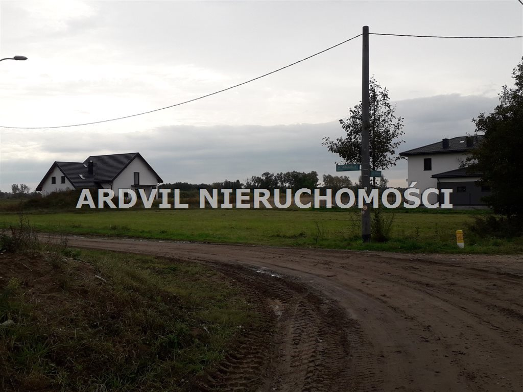 Działka budowlana na sprzedaż Białystok, Dojlidy Górne  880m2 Foto 2
