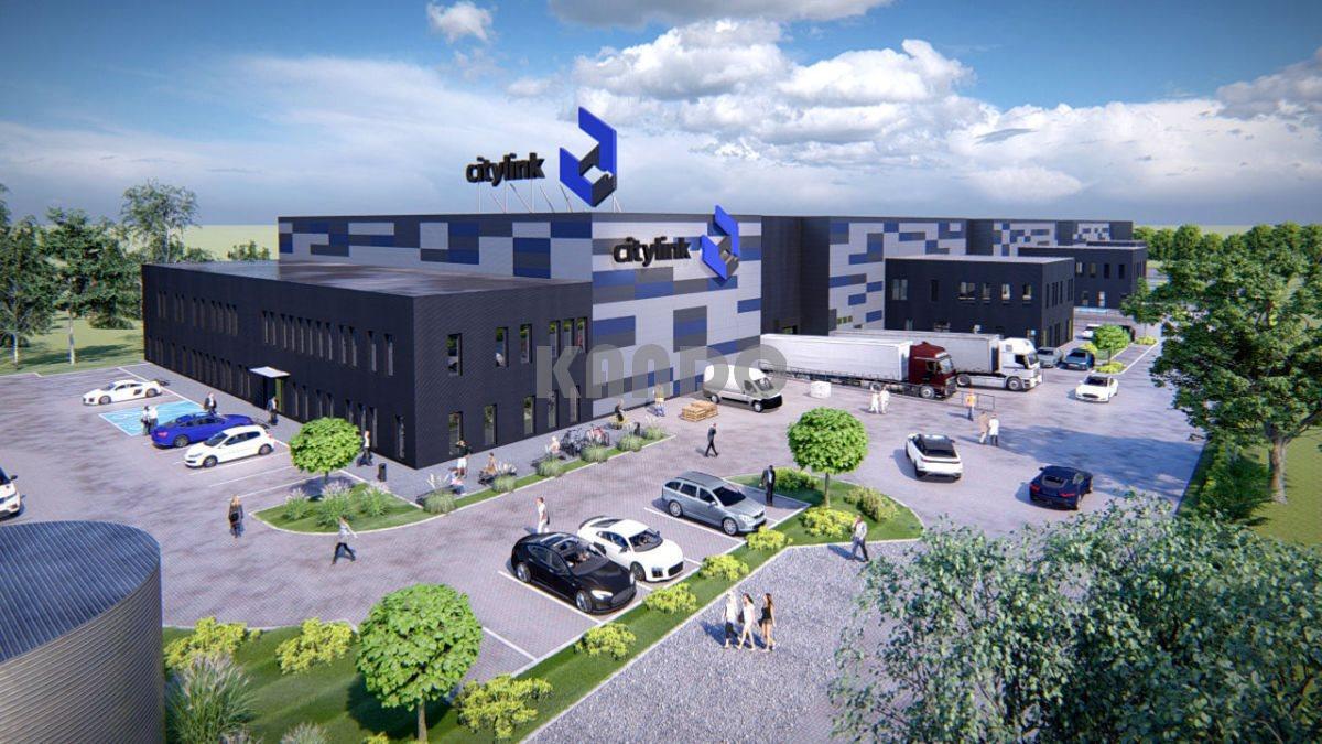 Lokal użytkowy na wynajem Wrocław, Fabryczna, Nowa hala magazynowa, 1100m2, Fabryczna  1100m2 Foto 5
