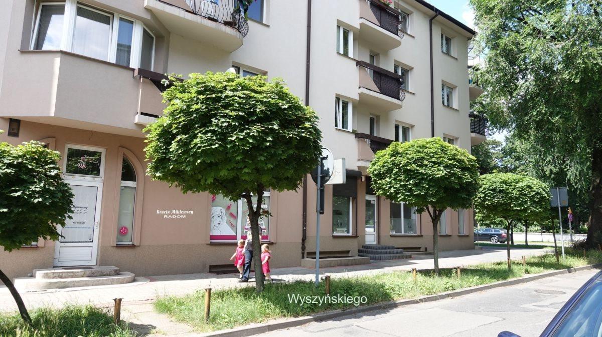 Lokal użytkowy na wynajem Radom, Centrum, Wyszyńskiego  63m2 Foto 1