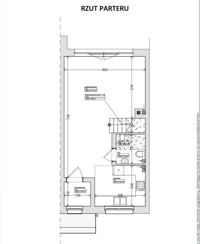 Dom na sprzedaż Biedrusko  83m2 Foto 5